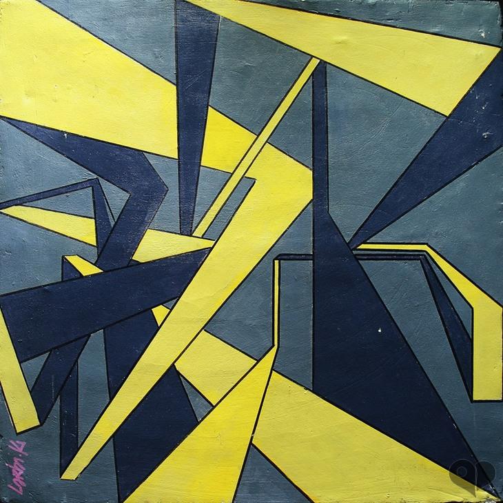 Art Lover Place Achetez L Oeuvre Perspective Peinture Par Larbi