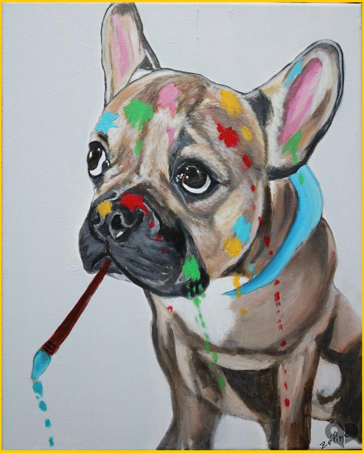 art lover place achetez l 39 oeuvre ou la reproduction de bouli peintre peinture par mazet